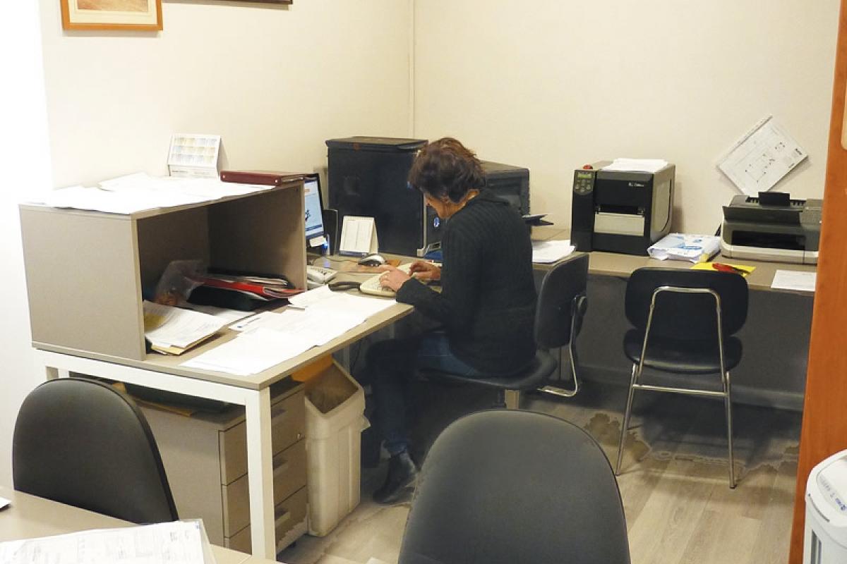 Il nostro ufficio.